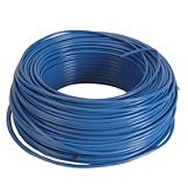 Cable THW 12 AWG 7 hilos azul